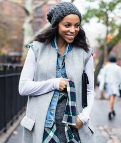 Layering 101 With NYC's Bundled Babes