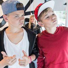 Marcus & Martinus llegaron desde Noruega, para abarrotar con su música el interés de los fans de todo el mundo.