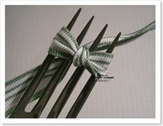 How to Tie a Fork Bow