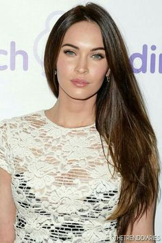 The Trend Diaries – The Latest Celebrity Style, Fashion, and Beauty Trends – microblading Hollywood Celebrities, Hollywood Actresses, Megan Fox Bikini, Megan Fox Style, Megan Denise Fox, Prettiest Actresses, Beauty Trends, Woman Face, Girl Photos