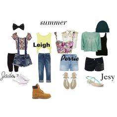 A fashion look from August 2012 featuring cropped shirts, cropped tank top and shirt top. Browse and shop related looks. Crop Shirt, Cropped Tank Top, Crop Tank, Tank Tops, Little Mix Outfits, Little Mix Style, My Style, School Fashion, Polyvore Outfits