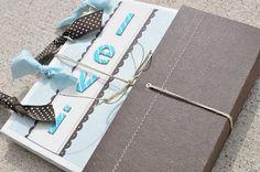 Custom Baby Boy Scrapbook