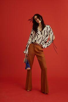 Diane Von Furstenberg Autumn/Winter 2017 Pre-Fall Collection | British Vogue