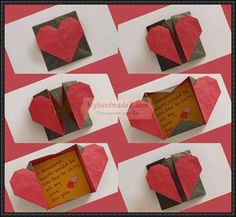 How to Make an Origami Heart Box? How to you think this heart box? Something as simple as an origami heart can help us keep romance alive. Diy Origami, Origami Ball, Origami Paper, Dollar Origami, Oragami, Origami Stars, Origami Flowers, Simple Origami, Easy Origami Heart