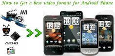 Android Video Converter: Convert any Video to Android Phone support video format | Best Codec for Tablets