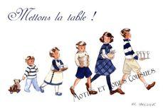 papeterie cartes à encadrer cartes postales déco enfant alphabet illustré lettrines