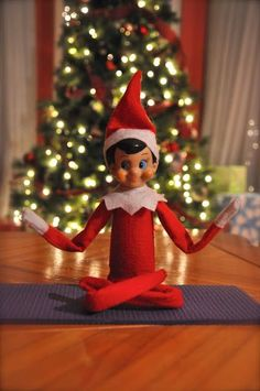 Source: pickleheadsoup.blogspot.com 7. Selfie Since selfies are such a part of our culture now a days, I'm sure the Elf on the Shelf would take one of himself, too. The kids would really get a kick out of seeing him taking a picture of himself. (Head over to Picklehead Soup for lots of other fun Elf OnContinue Reading...