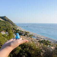 Kathisma beach panoramic view! #youaskedforit #lefkada #summer2017 #instaview #blueduck #greekblue