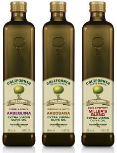 New Gold Medal Series − Which Califorinia Olive Ranch Extra Virgin Oilve Oil is Your Favorite?