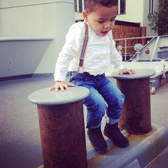 "@msredskin's photo: ""@masonkyoki at #wereldhavendagen #rotterdam ⚓️"""