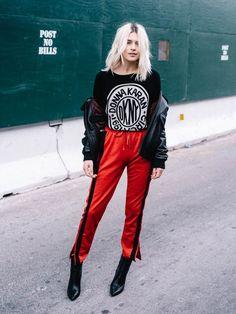 How to wear runway trends irl #NYFW