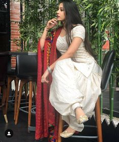 Hot sexy best dresses for women Salwar Dress, Punjabi Dress, Salwar Kameez, Salwar Suits, Punjabi Girls, Churidar, Saree Blouse, Patiala Suit Designs, Kurti Designs Party Wear