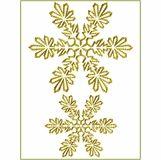 Snowflake Gold 3