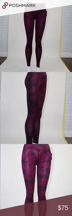 Nux leggings Nux tie dye leggings NUX Pants Leggings