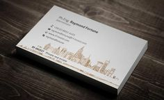 Check Out Creative Individual Business Card By Bouncy On Market Carte De Visite Design
