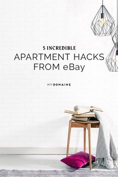 Décor hacks for your first place. #ad