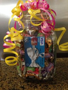You can have a great party even on a budget with these DIY Graduation Party Ideas High School Graduation Gifts, Graduation Presents, College Gifts, Graduation Celebration, Graduation Decorations, Grad Gifts, College Graduation, Graduation Ideas, Cash Gifts