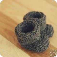 36 #Pairs of Baby Booties to Keep Tiny Feet Warm ...