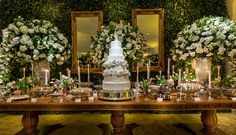 Ama branco, muitas flores e luzes? Então você pode ser uma noiva clássica! Descubra e confira 6 dicas importantes para fazer a decoração de casamento clássica perfeita!