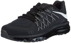 Nike Air Max 2015 Men's Running Sneaker black-white ★ http://newproductsite.com