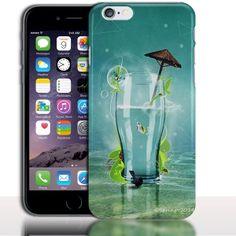 Coque iPhone 7 Cocktail Paradise|Rigide-Silicone|Magasin Coque Telephone iPhone 7 Plus, iPhone 7