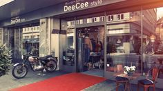 Your Local Guide To Style and Fashion in Zurich: STORES & GOODS presents Deecee// Kreis 1