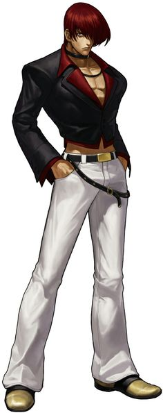 iori yagami | Iori Yagami - The King of Fighters Wiki