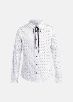 Рубашка с рисунком для девочек за 1399р.- от OSTIN