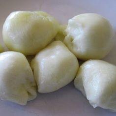 Friss, finom mozzarella sajt házilag