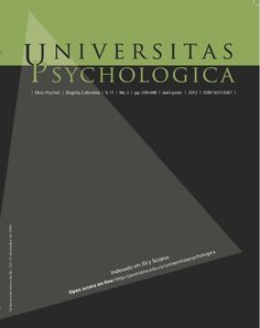#ReferenciaDiscursiva. @UniversitasPsyc: 'Propiedades psicométricas de la Escala de Ideología de Género en adolescentes colombianos'