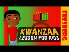 Frankie is excited about a local Kwanzaa celebration. Watch this cartoon for kids as he talks with his friend Lee, about this African-American celebration and questions like is it an African Christmas, where did Kwanzaa come from and more in this educational for students.