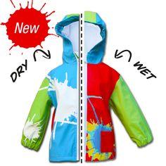 e5702786cd 11 Best Kids Children Hooded Raincoat images