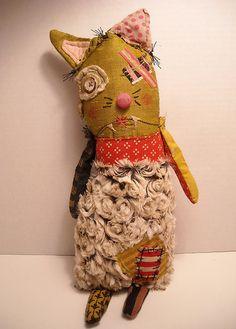 Junker Jane Art Dolls And Miniatures: Art Dolls / Soft Sculptures