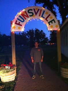 Funville was not so fun. Great Falls, Montana.