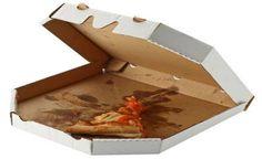Saiba por que caixas de pizza não são recicláveis