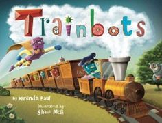 Trainbots make toybots for children to play with, but scheming Badbots try to stop the train that will deliver them.