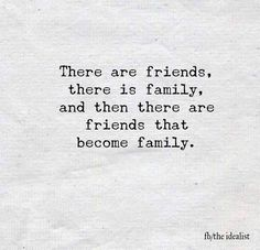 And what a GREAT family to have!!!