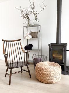 #nesto #chair #interior #fireplace