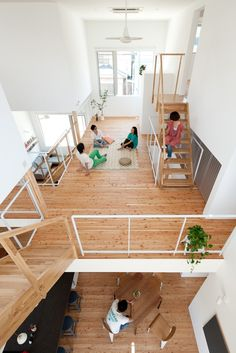 Gallery of LT Josai / Naruse Inokuma Architects - 7
