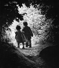To Walk the Paradise Garden, W.Eugene Smith, 1946