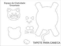 Tap can gato