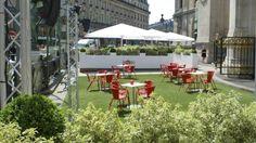 L'Opéra Restaurant Vue terrasse