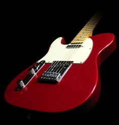 Fender Telecaster, Candy Red