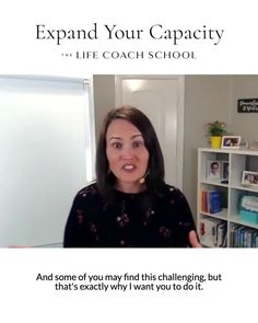 In order to achieve the results we want most in life, we have to learn how to expand our capacity for success. How do you do that? Start by watching our free mini-movie series on how to get unstuck today. Click the link to transform your life. The Life Coach School, Stop Overeating, Life Coaching Tools, Increase Productivity, Time Management Tips, Transform Your Life, Program Design, Master Class, Better Life