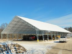 Fabric Buildings by Calhoun Super Structure - Home