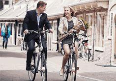 Holland Bikes propose une gamme presque inconcevable large de vélos électriques conçus pour fonctionner sur presque tous les types de terrain. La qualité hollandise de nos vélos  encourage une performance plus impressionnante, et offre donc une plus grande efficacité.