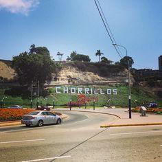 Costa Verde, Chorrillos, Lima - Perú