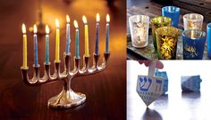 Love & Light l Hanukkah at Crate & Barrel.