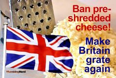 Make Britain Grate Again. A Funny Thing Happened, Union Flags, Monty Python, Teenage Years, Puns, Britain, Nerd, Jokes, Lol
