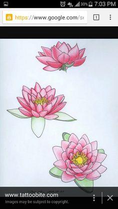 Top flower angle